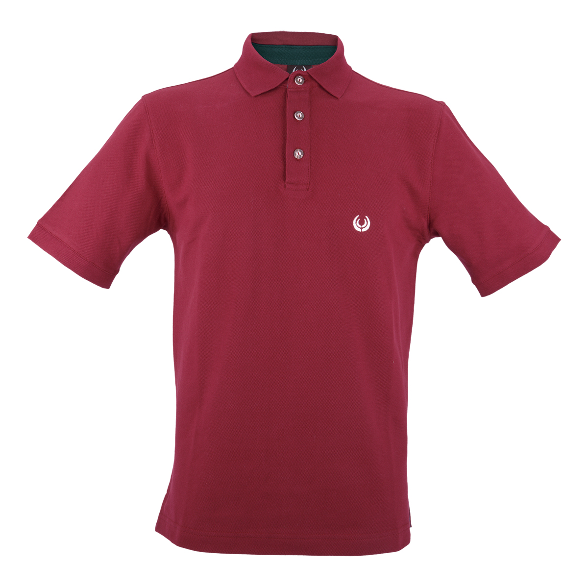 KEYLER Poloshirt Herren Dunkelrot im Keylershop