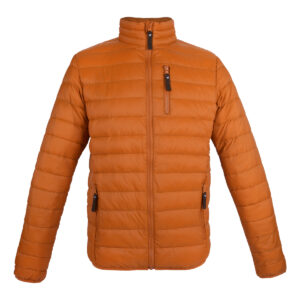 "KEYLER Steppjacke ""Wildgans"" Orange im Keylershop"