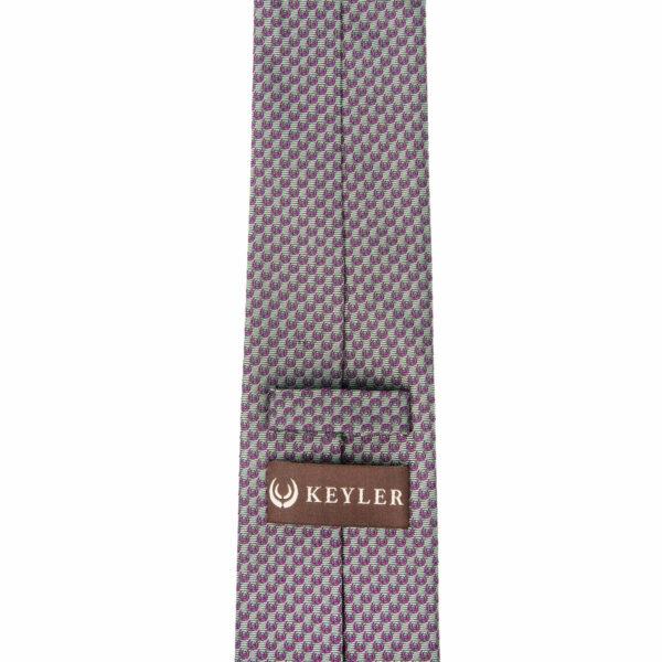 "KEYLER Krawatte ""Basse"" Schilf/Beere im Keylershop"