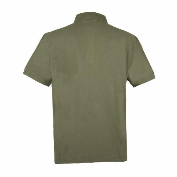 KEYLER Poloshirt Herren Olivgrün im Keylershop