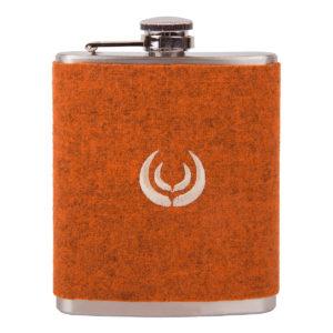 KEYLER Flachmann Orange im Keylershop